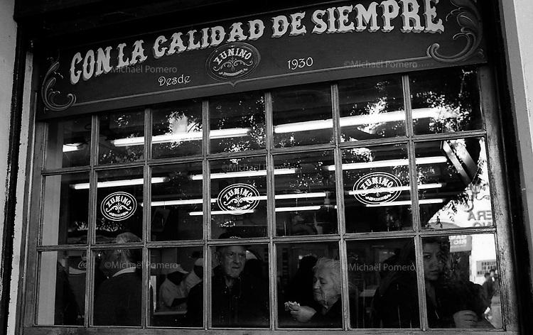 Santiago (Chile) 2018<br /> <br /> Restaurant de Santiago.<br /> <br /> Santiago restaurant's.