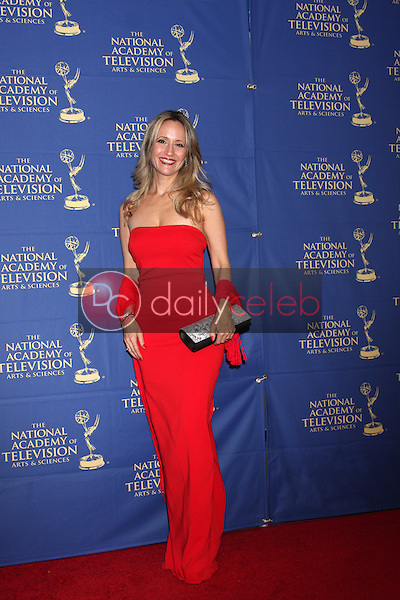LOS ANGELES - JUN 20:  Sharon Farber at the 2014 Creative Daytime Emmy Awards at the The Westin Bonaventure on June 20, 2014 in Los Angeles, CA