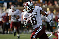 Texas A&M wide receiver Kerry Franks in action against MU at Memorial Stadium in Columbia, Missouri on November 10, 2007. The Tigers won 40-26.
