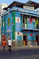 Avenida da Republica, Mindelo, Sao Vicente, Kapverden, Afrika