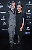 JOSEPH FIENNES AND WIFE MARIA DOLORES DIEGUEZ.attend the Mercedes-Benz Autumn/Winter 2013 Fashion Week, Berlin_17/01/2013.MANDATORY PHOTO CREDIT: ©Mercedes/NEWSPIX INTERNATIONAL . .(Failure to by-line the photograph will result in an additional 100% reproduction fee surcharge. You must agree not to alter the images or change their original content)..            *** ALL FEES PAYABLE TO: NEWSPIX INTERNATIONAL ***..IMMEDIATE CONFIRMATION OF USAGE REQUIRED:Tel:+441279 324672..Newspix International, 31 Chinnery Hill, Bishop's Stortford, ENGLAND CM23 3PS.Tel: +441279 324672.Fax: +441279 656877.Mobile: +447775681153.e-mail: info@newspixinternational.co.uk