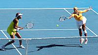 Venus Williams (USA) (2) & Serena Williams (USA) (2) against Cara Black (ZIM) (1) & Liezel Huber (USA) (1) in the Womens Doubles Finals. Williams & Williams beat Black & Huber 6-4 6-3..International Tennis - Australian Open Tennis - Fri 29  Jan 2010 - Melbourne Park - Melbourne - Australia ..© Frey - AMN Images, 1st Floor, Barry House, 20-22 Worple Road, London, SW19 4DH.Tel - +44 20 8947 0100.mfrey@advantagemedianet.com