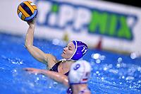 IVANOVA Evgeniya RUS  <br /> Budapest 12/01/2020 Duna Arena <br /> SLOVAKIA (white caps) Vs. RUSSIA (blue caps)<br /> XXXIV LEN European Water Polo Championships 2020<br /> Photo  © Andrea Staccioli / Deepbluemedia / Insidefoto