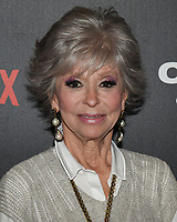 "07 February 2019 - Los Angeles, California - RITA MORENO. Netflix's ""One Day at a Time"" Season 3 Premiere and Global Launch held at Regal Cinemas L.A. LIVE 14. Photo Credit: Billy Bennight/AdMedia"