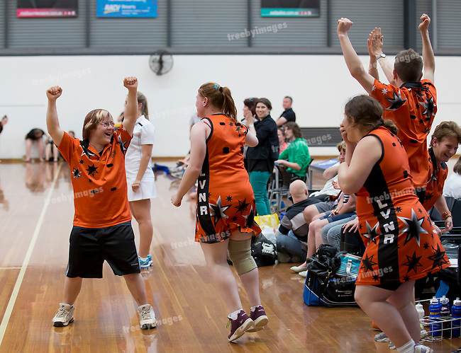 5/10/2014<br /> Netball Victoria<br /> State Titles 2014<br /> <br /> <br /> <br /> Photo: Grant Treeby/Netball Victoria