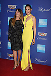 PALM SPRINGS, CA - JANUARY 02: Writer/director Patty Jenkins (L) and actress Gal Gadot arrive at the 29th Annual Palm Springs International Film Festival Film Awards Gala at Palm Springs Convention Center on January 2, 2018 in Palm Springs, California.