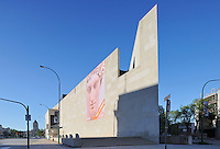 The Winnipeg Art Gallery (WAG)<br /> Winnipeg<br /> Manitoba<br /> Canada