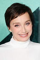 Kristin Scott Thomas at the London Film Festival 2017 screening of &quot;The Party&quot; at Embankment Gardens Cinema, London, UK. <br /> 10 October  2017<br /> Picture: Steve Vas/Featureflash/SilverHub 0208 004 5359 sales@silverhubmedia.com