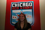 16 January 2009: Nikki Krzysik was taken by the Chicago Red Stars with the thirteenth overall pick (sixth of the second round). The 2009 inaugural Womens Pro Soccer (WPS) Draft was held at the Convention Center in St. Louis, Missouri in conjuction with the National Soccer Coaches Association of America's annual convention.