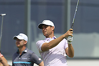 Lucas Bjerregaard (DEN) tees off the 5th tee during Thursday's Round 1 of the Dubai Duty Free Irish Open 2019, held at Lahinch Golf Club, Lahinch, Ireland. 4th July 2019.<br /> Picture: Eoin Clarke | Golffile<br /> <br /> <br /> All photos usage must carry mandatory copyright credit (© Golffile | Eoin Clarke)