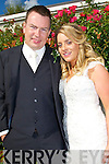 Katryn McAuliffe, daughter of Maurice and Mary, Brosna, and Ronan Hayes, son of Margaret and the late Joe, Ballysimon, Co Limerick, who were married on Friday in St Carthagh Church, Brosna. Fr Anthony O'Sullivan officiated at the ceremony. Best man was Brian O'Connor, and groomsmen were, Mark Dunlea and Pat Sheehan. Bridesmaids were, Kerrie McAuliffe, Nicola Normoyle and Jackie McCarthy. Flowergirl was Katie Corbertt and Kate Grant. Pageboy was Sean Corbert. The reception was held in Ballygarry House Hotel & Spa, Tralee. The couple will reside Limerick.