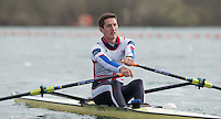 Caversham. Berkshire. UK<br /> Will FLETCHER.<br /> 2016 GBRowing European Team Announcement,  <br /> <br /> Wednesday  06/04/2016 <br /> <br /> [Mandatory Credit; Peter SPURRIER/Intersport-images]