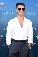 LOS ANGELES - MAR 4:  Simon Cowell at the America's Got Talent Season 15 Kickoff Red Carpet at the Pasadena Civic Auditorium on March 4, 2020 in Pasadena, CA
