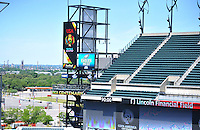 Philadelphia, PA - Tuesday June 14, 2016: Lincoln Financial Field prior to a Copa America Centenario Group D match between Chile (CHI) and Panama (PAN) at Lincoln Financial Field.