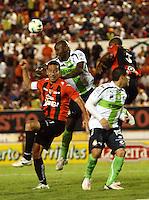 Santos vs Jaguarez