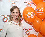 """Anika Larson attends the 'Avenue Q"""" 13th Anniversary and 3,QQQ Performance with Bar Mitzvah Party at the New World Stages on January 12, 2017 in New York City."""
