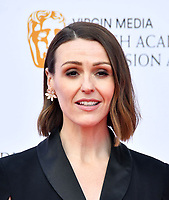 Suranne Jones<br /> at Virgin Media British Academy Television Awards 2019 annual awards ceremony to celebrate the best of British TV, at Royal Festival Hall, London, England on May 12, 2019.<br /> CAP/JOR<br /> ©JOR/Capital Pictures
