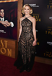 HOLLYWOOD, CA - JULY 27:  Actress Greer Grammer arrives at the Premiere Of Amazon Studios' 'The Last Tycoon' at the Harmony Gold Preview House and Theater on July 27, 2017 in Hollywood, California.