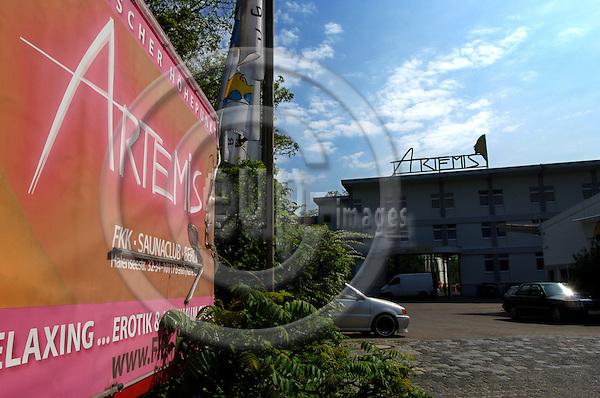 BERLIN - GERMANY 13. MAY 2006 -- Brothel Artemis in Berlin. -- PHOTO: GORM K. GAARE / EUP- IMAGES ...