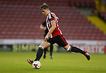 Callum Semple of Sheffield Utd during the U23 Professional Development League match at Bramall Lane Stadium, Sheffield. Picture date: September 6th, 2016. Pic Simon Bellis/Sportimage