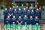 Kerry Kennedy Cup squad at the media night in the Rose Hotel on Monday