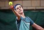 2018-02-15 / Tennis / Seizoen 2018 / Zevenbergen / Thomas Denis<br /> <br /> ,Foto: Mpics.be