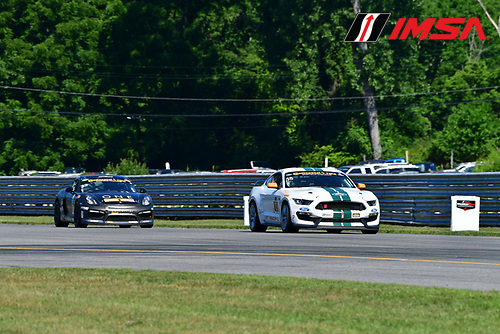 22-23 July, 2016, Lakeville, Connecticut USA<br /> 15, Ford, Shelby GT350R-C, GS, Scott Maxwell, Billy Johnson<br /> &copy;2016, Richard Dole<br /> LAT Photo USA