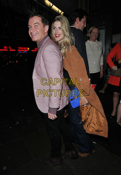 LONDON, ENGLAND - JULY 13: Greg Burns &amp; Ashley James attend the &quot;The Mentalists&quot; press night, Wyndham's Theatre, Charing Cross Rd., on Monday July 13, 2015 in London, England, UK.                                                                                                                                                                                                                                                                                                                                                                                                                                                                                                                                                                                                                                                                                                                                                                                                                                                                                                                                                                                                                                                                                                                                                                                                     <br /> CAP/CAN<br /> &copy;Can Nguyen/Capital Pictures