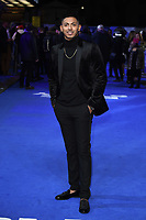"Sean Sagar<br /> arriving for the ""Blue Story"" premiere at the Curzon Mayfair, London.<br /> <br /> ©Ash Knotek  D3534 14/11/2019"
