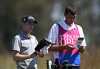 Kevin Phelan (IRL) cards a 69 (-7) during Round Two of The Tshwane Open 2014 at the Els (Copperleaf) Golf Club, City of Tshwane, Pretoria, South Africa. Picture:  David Lloyd / www.golffile.ie
