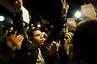 Cairo: 'Occupy Maspero', January 2012