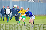 Kerins O'Rahilly's Timmy Sullivan and Gneevguilla's Michael Murphy.