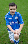 St Johnstone Academy U12's<br /> Jay Crawford<br /> Picture by Graeme Hart.<br /> Copyright Perthshire Picture Agency<br /> Tel: 01738 623350  Mobile: 07990 594431