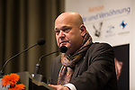 28.1.2013, Berlin, Jüdisches Gemeindehaus. Spendenveranstaltung der Initiative 27.Januar. Gady Gronich, Geschäftsführer von Haddassah Deutschland.