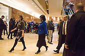 Lieutenant Governor Jenean Hampton (Republican of Kentucky) arrives at Trump Tower in New York, New York on Friday, January 6, 2017. <br /> Credit: John Taggart / Pool via CNP