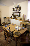 Victorian kitchen, Museum of East Anglian Life, Stowmarket, Suffolk