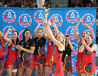 Magic V Vixens - Grand Final 2012