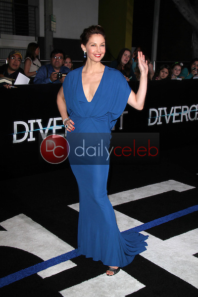 """Ashley Judd<br /> at the """"Divergent"""" Los Angeles Premiere, Regency Bruin Theatre, Westwood, CA 03-18-14<br /> Dave Edwards/DailyCeleb.com 818-249-4998"""