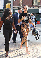 July 09, 2019.Aurora Perrineau attend FOX's screening of Prodigal Son and Almost Family  at the Roxy Hotel in New York July 09, 2019<br /> CAP/MPI/RW<br /> ©RW/MPI/Capital Pictures