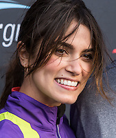 LAS VEGAS, NV - December 2 : Nikki Reed pictured at Rock and Roll Marathon & 1/2 on The Las Vegas Strip at Night on December 2, 2012 in Las Vegas, Nevada. © Kabik/ Starlitepics /MediaPunch Inc. ©/NortePhoto /NortePhoto©