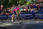 Niccolo Bonifazio (ITA) of Lampre-Merida, Vattenfall Cyclassics, Waseberg, Hamburg, Germany, 24 August 2014, Photo by Thomas van Bracht