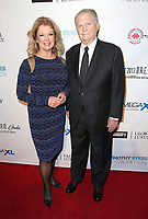 11 November 2017 - Beverly Hills, California - Mary Hart, Burt Sugarman. AMT 2017 D.R.E.A.M. Gala held at Montage Beverly Hills. <br /> CAP/ADM/FS<br /> &copy;FS/ADM/Capital Pictures