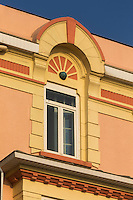 France, Pas-de-Calais (62), Côte d'Opale, Wimereux, station balnéaire - Villa Belle-Epoque , / France, Pas de Calais, Cote d'Opale (Opal Coast), Wimereux, seaside resort: Villa Belle-Epoque ,