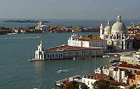 Italien, Venetien-Friaul, Venedig, Santa Maria della Salute, Unesco-Weltkulturerbe