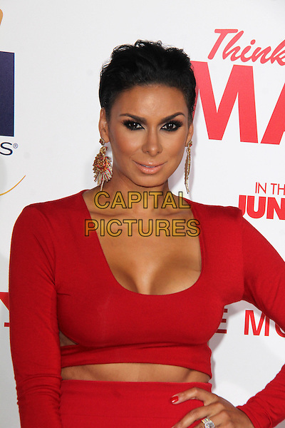 HOLLYWOOD, CA - June 10: Laura Govan at the &quot;Think Like A Man Too&quot; World Premiere, TCL Chinese Theater, Hollywood,  June 10, 2014.  <br /> CAP/MPI/JO<br /> &copy;Janice Ogata/MediaPunch/Capital Pictures