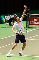 Rotterdam, Netherlands, 12 Februari, 2018, Ahoy, Tennis, ABNAMROWTT, Filip Krajinovic (SRB)<br /> Photo:tennisimages.com