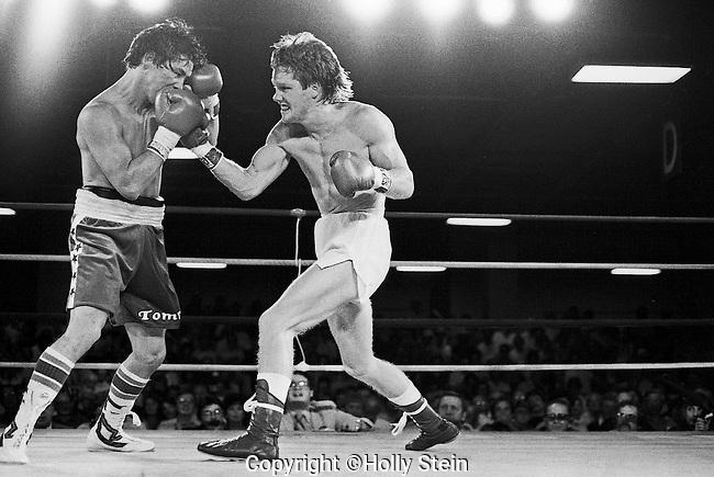Freddie Roach v. Tommy Cordova.Freddie Roach L SD 12.ESPN Super Featherweight Title