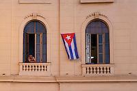 HAVANA, CUBA, 23.07.2015 –  Vista da avenida Passeo na cidade de Havana em Cuba. (Foto: Paulo Lisboa/Brazil Photo Press)