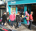 Official opening of new Dealz store in Enniscorthy. Photo: John Walsh/@Newsfile
