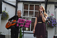 The Night Herons. Wallingford Bunkfest 2013. Photo © Rob Bowker 2013